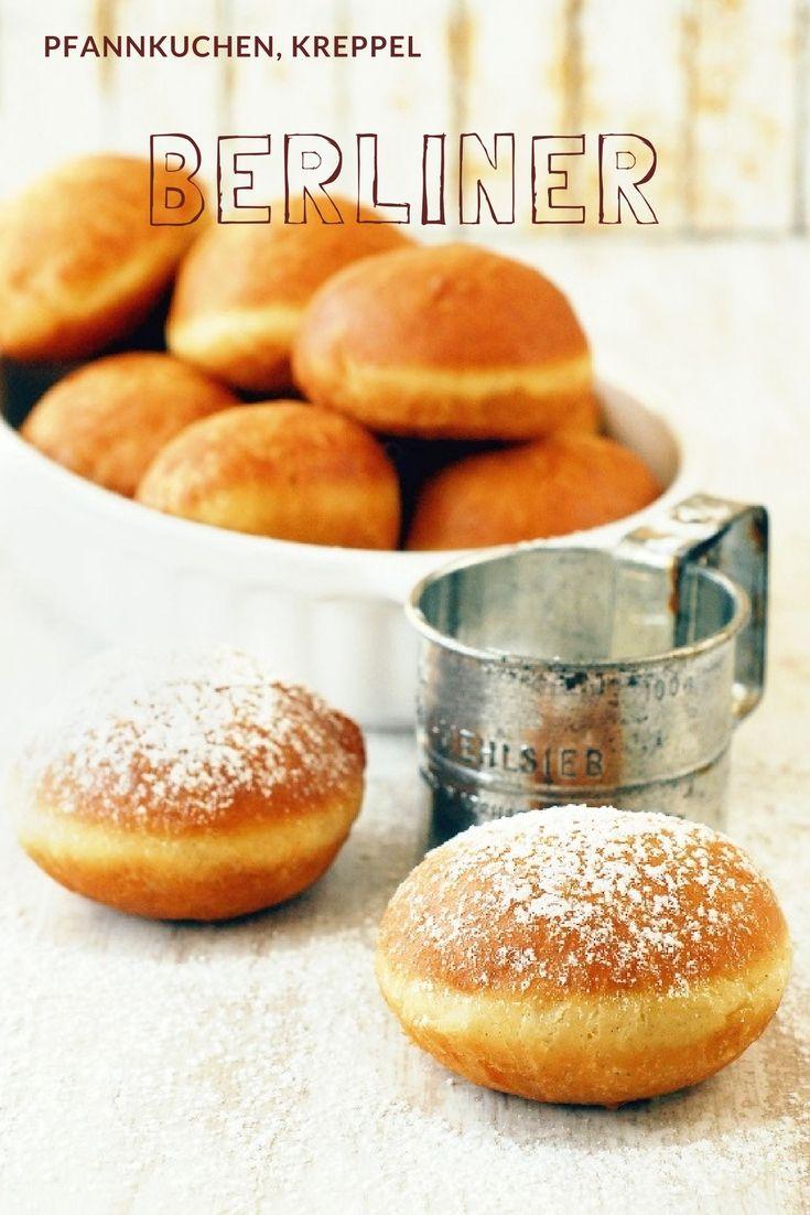 gef llte berliner rezept herzelieb der foodblog mit herz germany food blog pinterest. Black Bedroom Furniture Sets. Home Design Ideas