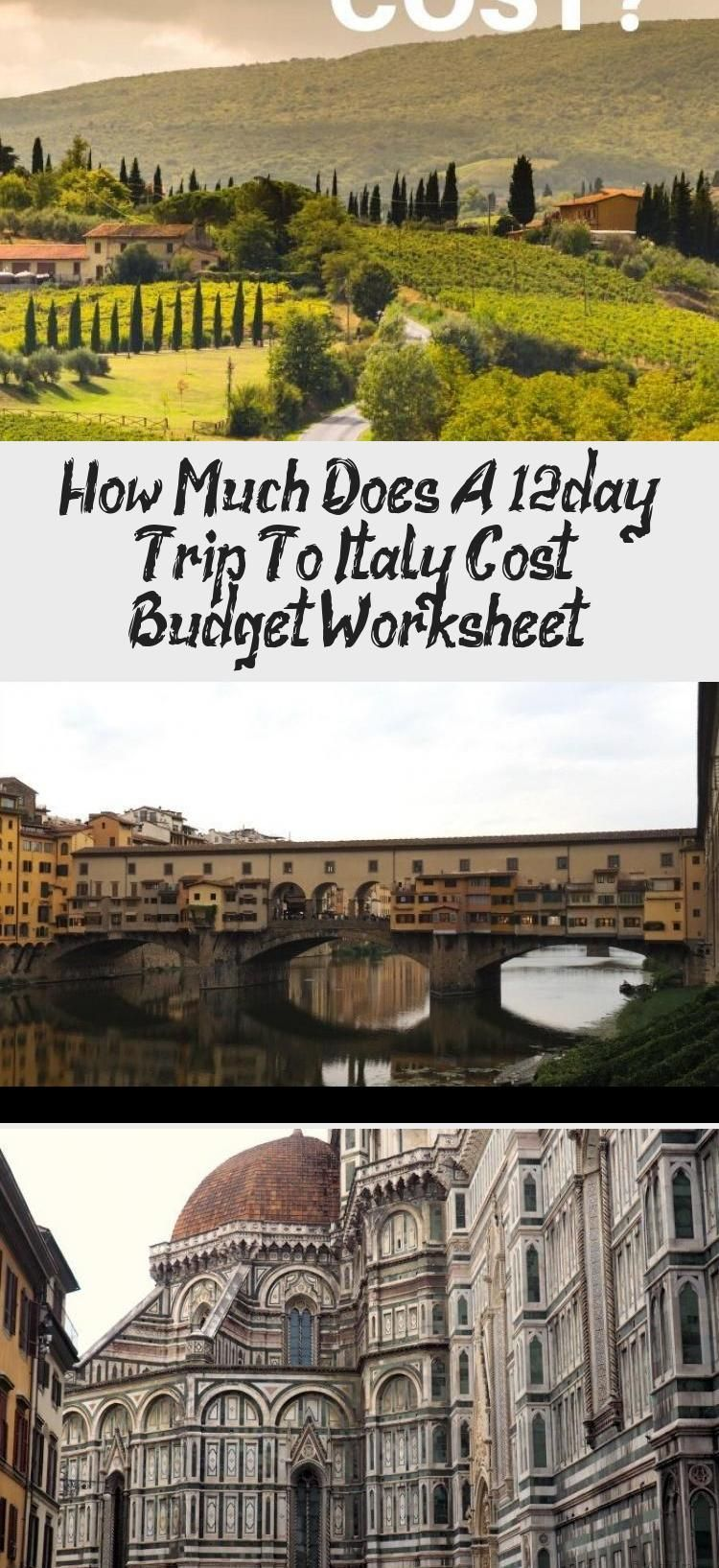How much does a family trip to italy cost italy vacation