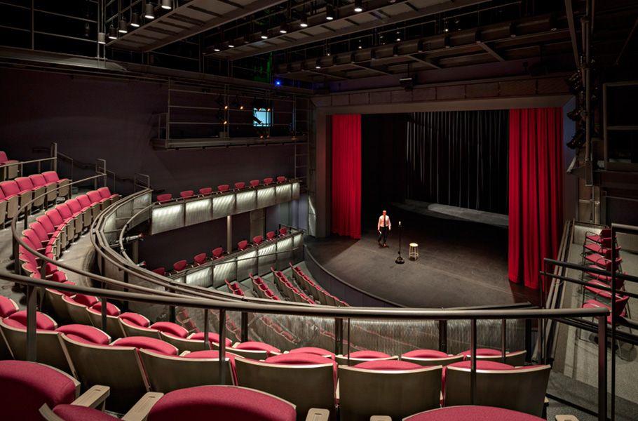 UMBC Performing Arts   and Humanities Facility   William Rawn Associates