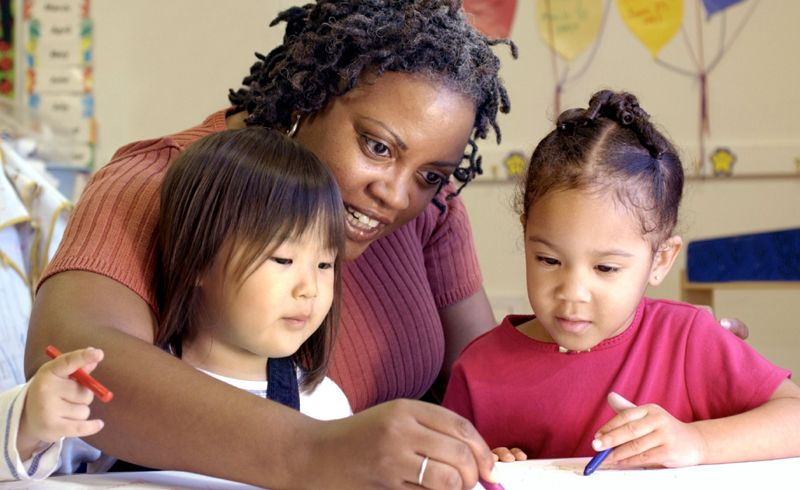 Families Spending More on Child Care Than Rent Starting