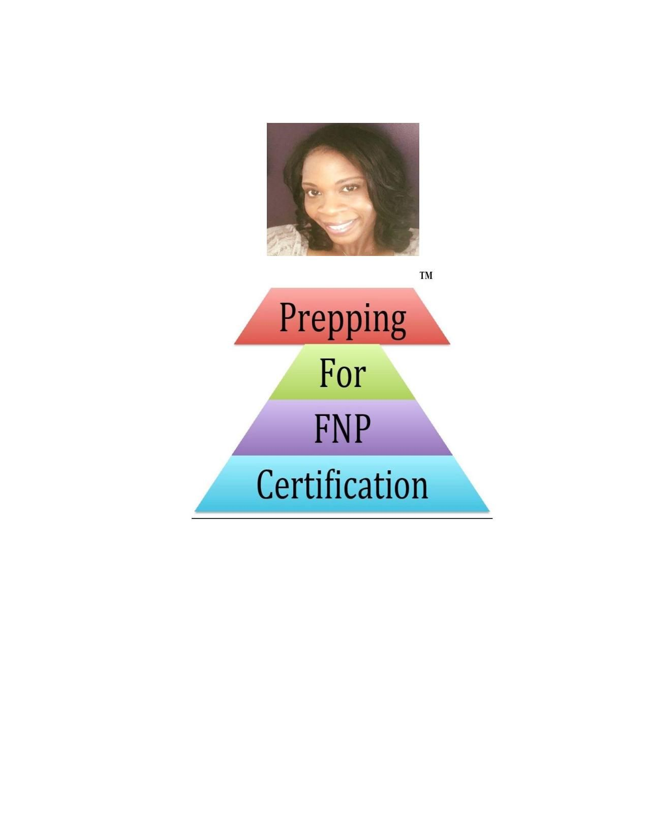 Convert Pdf To Jpg Its Done Prepping For Fnp Certification