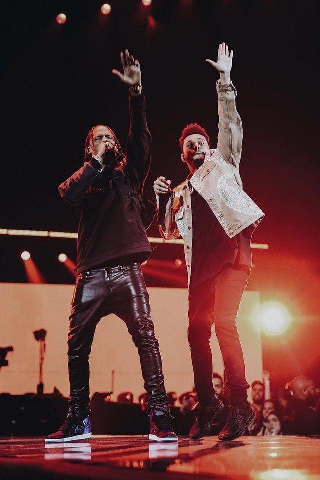 The Weeknd Travis Scott Tour Daedalusdrones Com