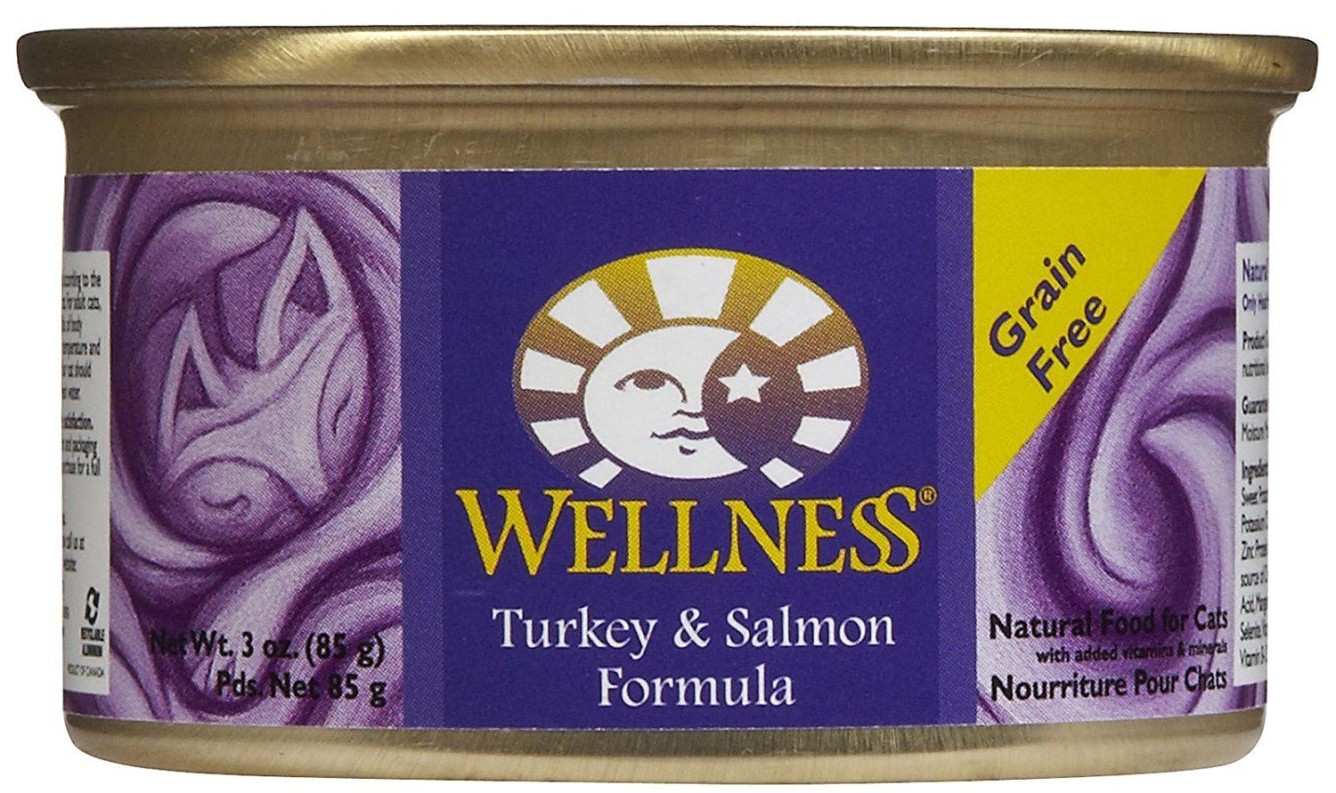 Wellness Complete Health Natural Grain Free Wet Canned Cat