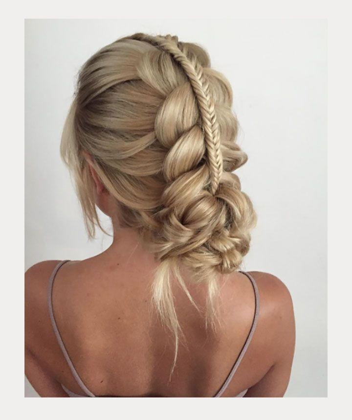 Wedding Hair by Heidi Marie Villa | Hair style, Formal hair and Prom ...