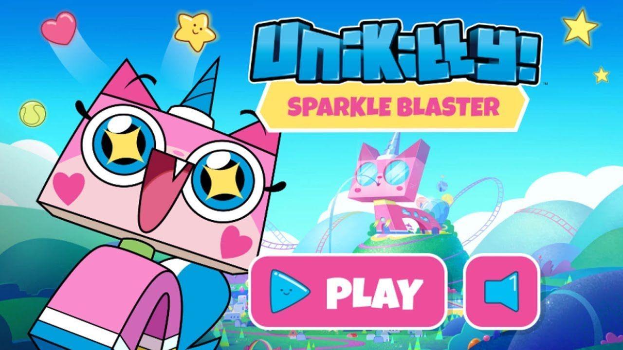 UniKitty! Sparkle Blaster Brand New Episodes Cartoon