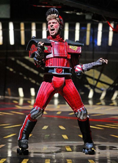 Red Caboose Pumping Iron Favorite Character Musicals