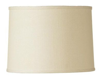 Little Green Notebook: Vamping up lampshades