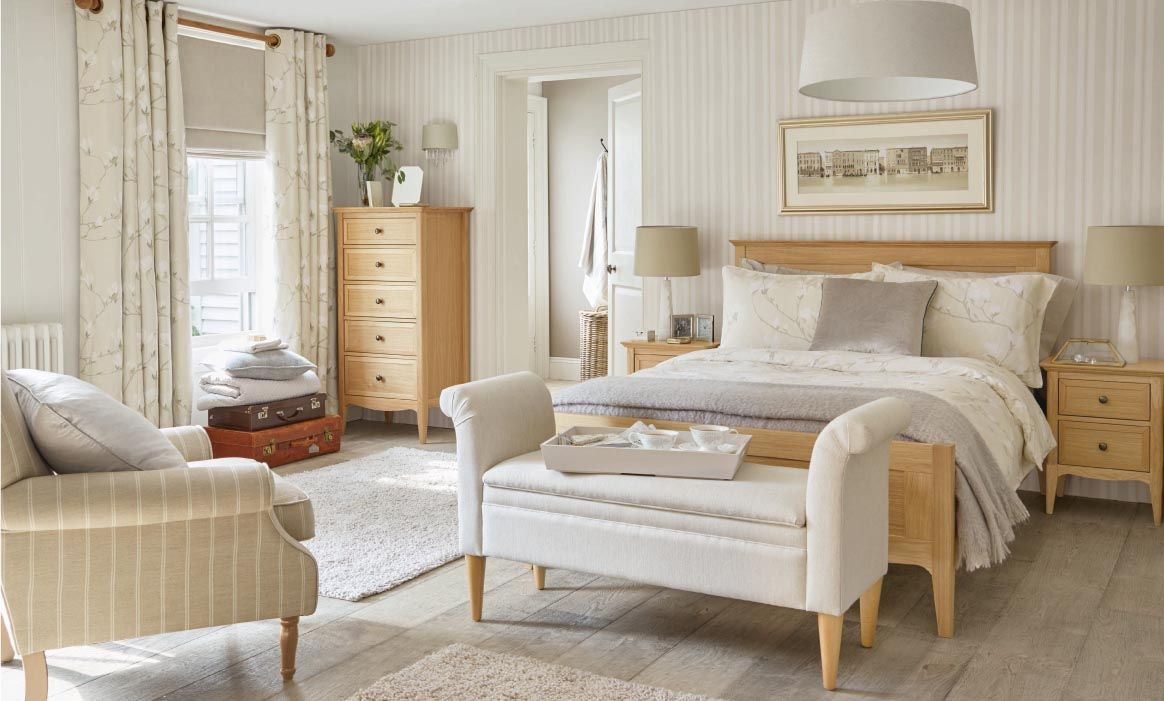 Laura Ashley Natural By Design Collection SS11  Bedroom