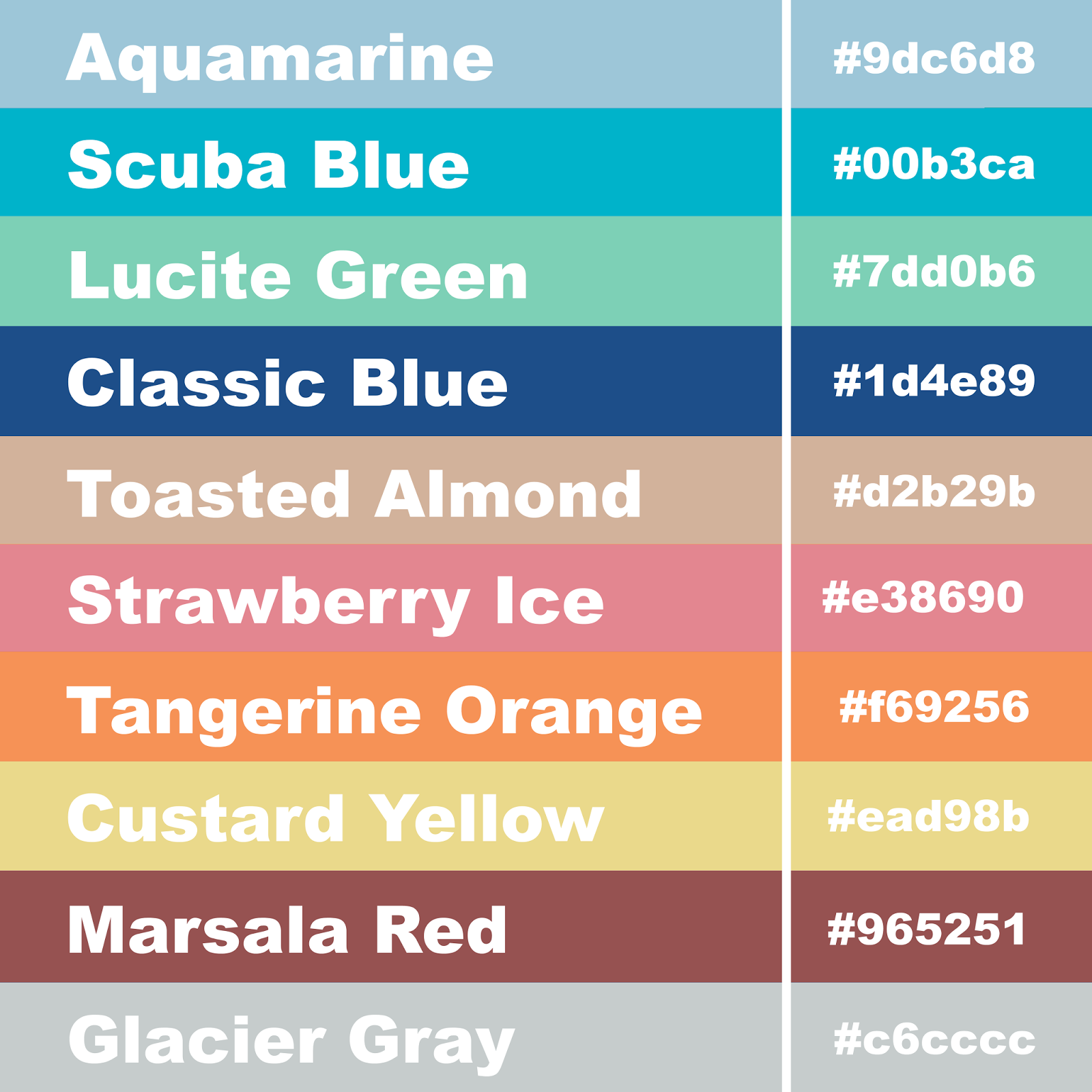 girly business cards hex code pantone color palette for spring 2015 in 2020 colour palettes chart photoshop picker 8403 c