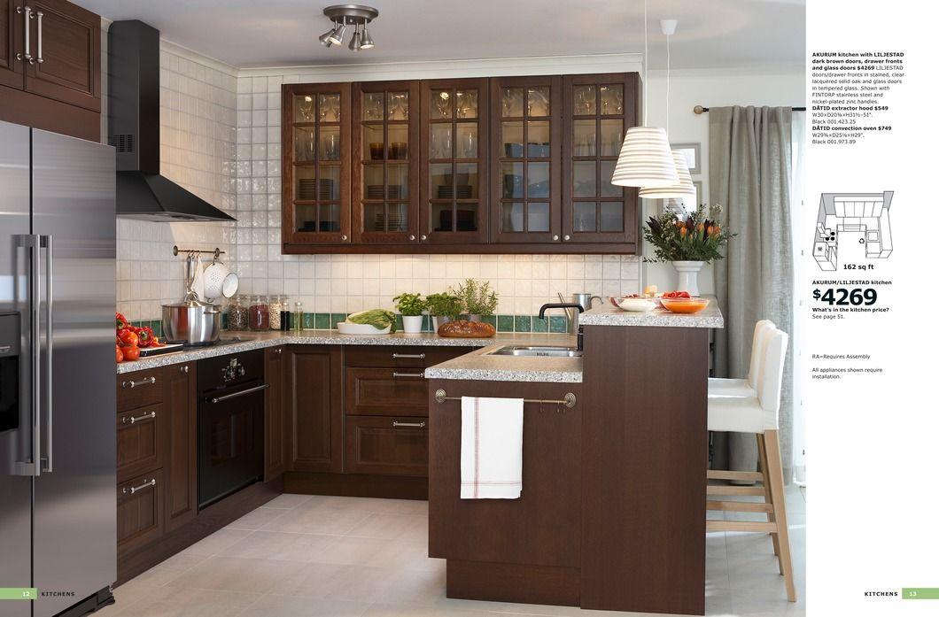 Ikea Kitchen Ideas from 2012 catalog