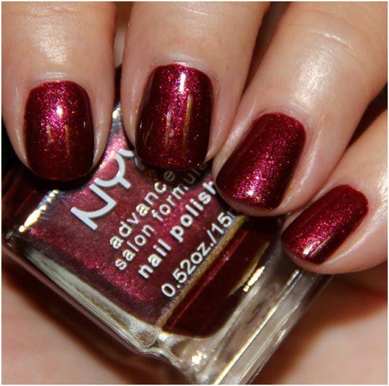 Perfect Tone For Dark Skin Nail Polish Nail Colors Trendy Nails