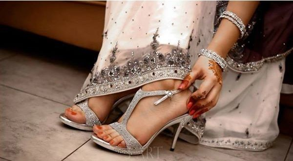 d618ecfe3fc0e2 Stylo Fancy Bridal Shoes Wedding Collection Latest 2017-2018