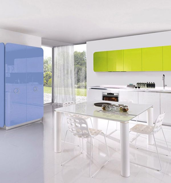 Urban Kitchen Ideas By Euromobil Pictures Gallery