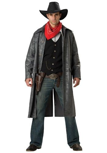 001881492 Wild Western Outlaw Costume