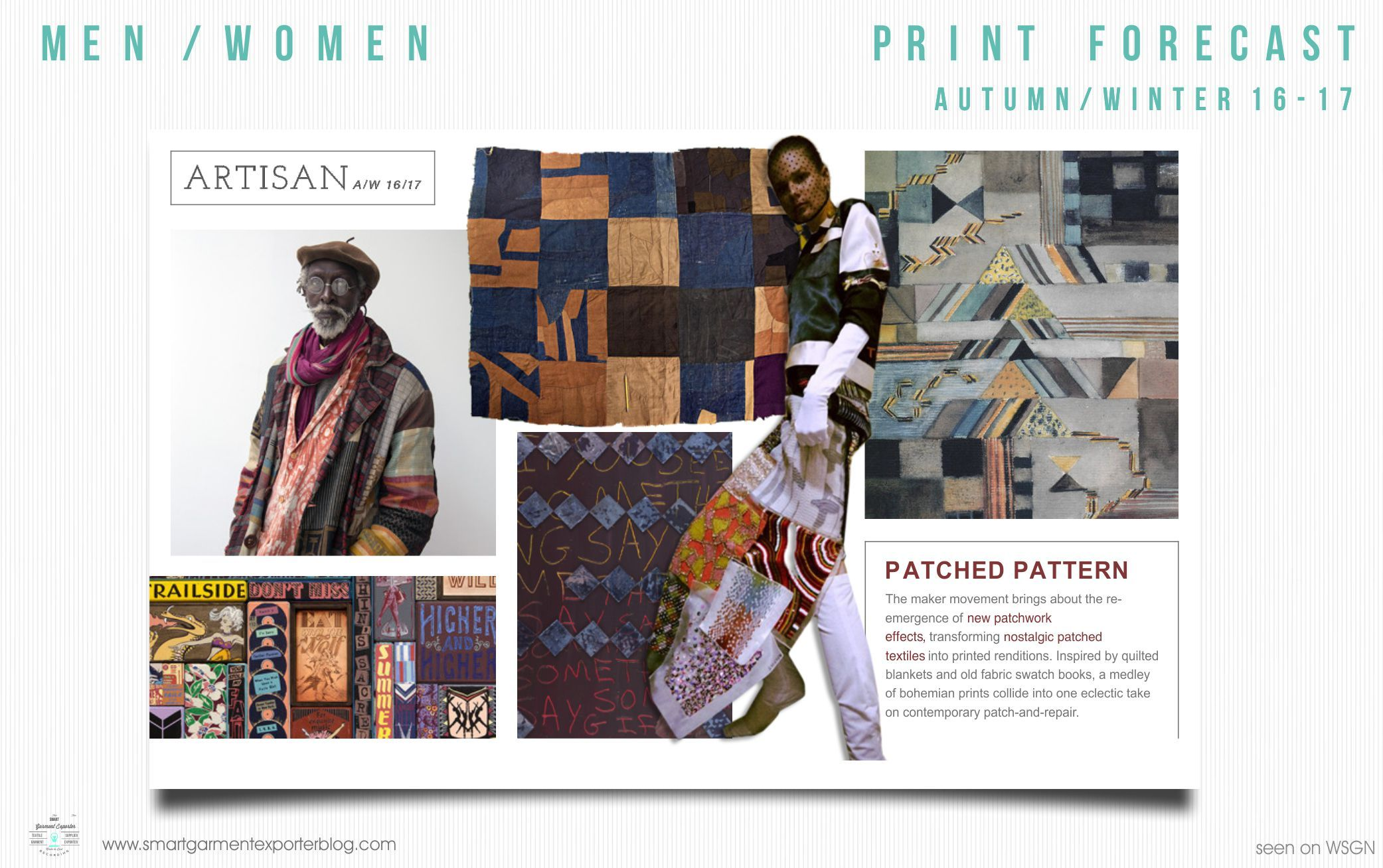 Print Trends A W 16 17