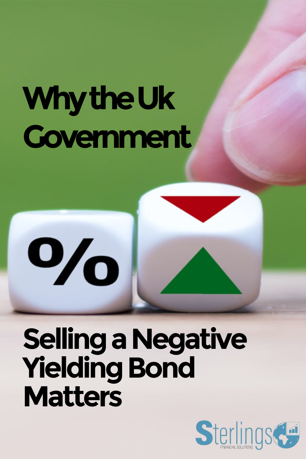 Negative Yielding Government Bonds and Their Importance