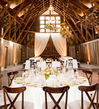 1 Rustic Barn Wedding