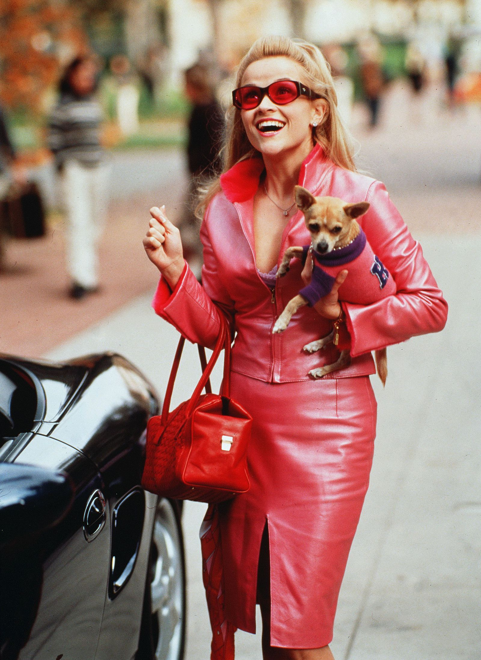 All The Iconic Movie Looks Ariana Grande Recreated in Her  Thank U, Next  Video is part of Legally blonde movie, Blonde movie, Elle woods, Legally blonde, Reese witherspoon legally blonde, Iconic movies - She taught us love, she taught us patience, she gave us the greatest music video of the year