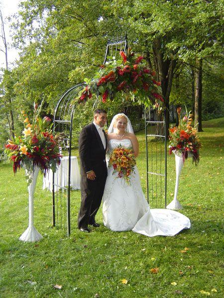 May Outdoor Wedding Ideas