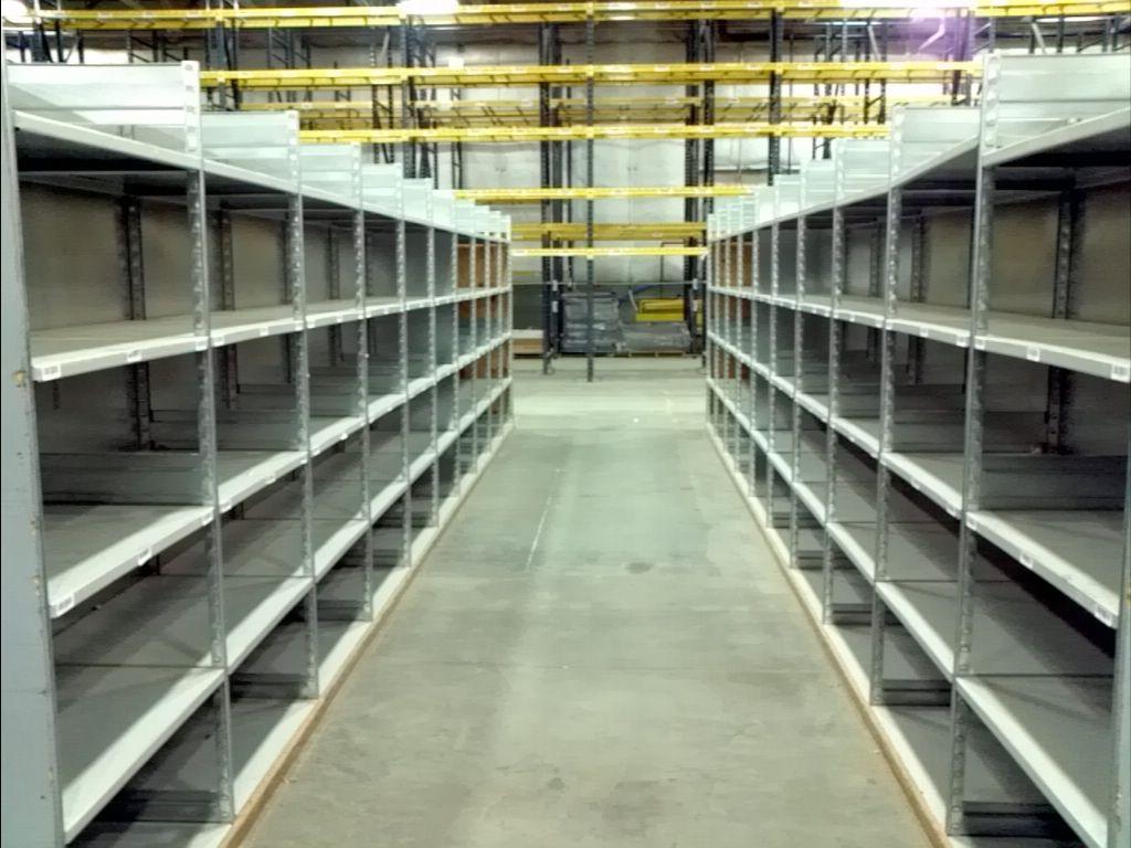 Used Shelving Warehouse shelving, Shelves, Warehouse