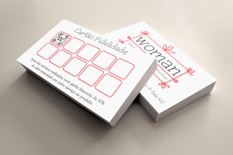 cartão fidelidade | salon | Pinterest | Tarjetas de presentación ...