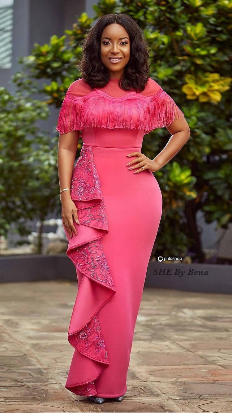 Dresses   African   Pinterest   Vestido africano, Vestidos de fiesta ...