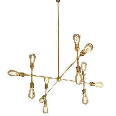 Raw Brass Modern As Well Traditional Hand Crafted Lighting Fixture Made In The USA A Lowcountry Originals Favorite