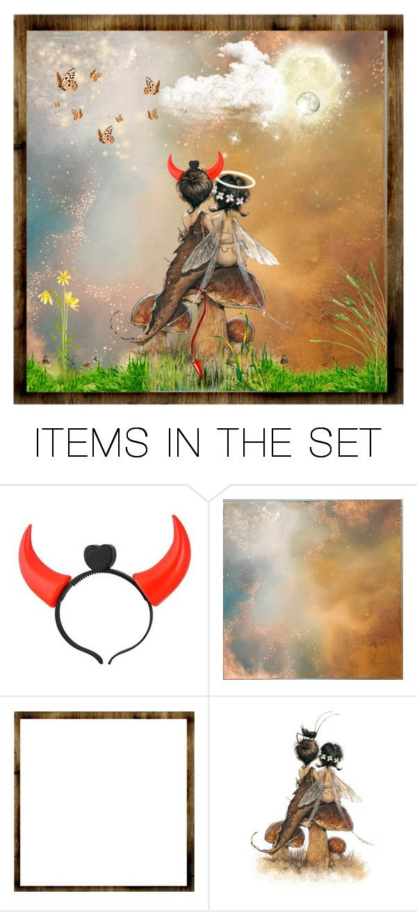 """In The Arms Of An Angel"" by chileez ❤ liked on Polyvore featuring art"