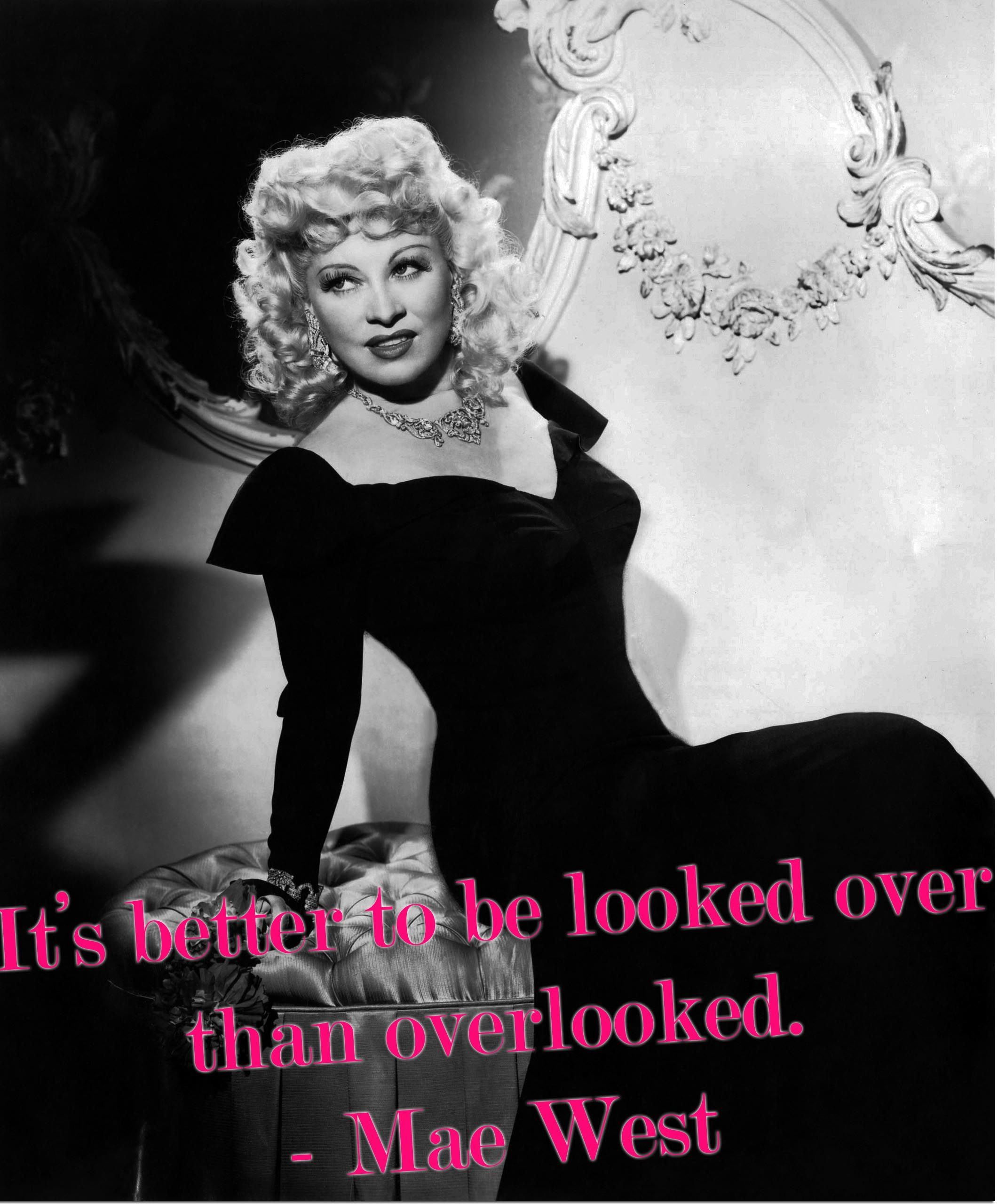 mae west quote - photo #1