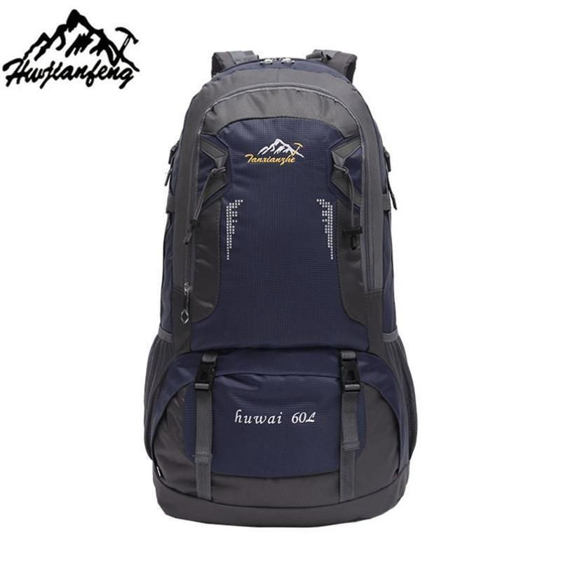 Outdoor Hiking Bag Camping Travel Waterproof Mountaineering Backpack - Large  60L  fashion  clothing  shoes  accessories  mensaccessories  bags (ebay  link) c1a197bb360ee
