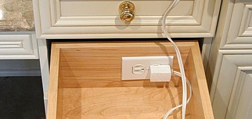 Bathroom Light Barth Electrical Outlet Vanity Power: 9 Spots Every House Needs An Electrical Outlet INSIDE