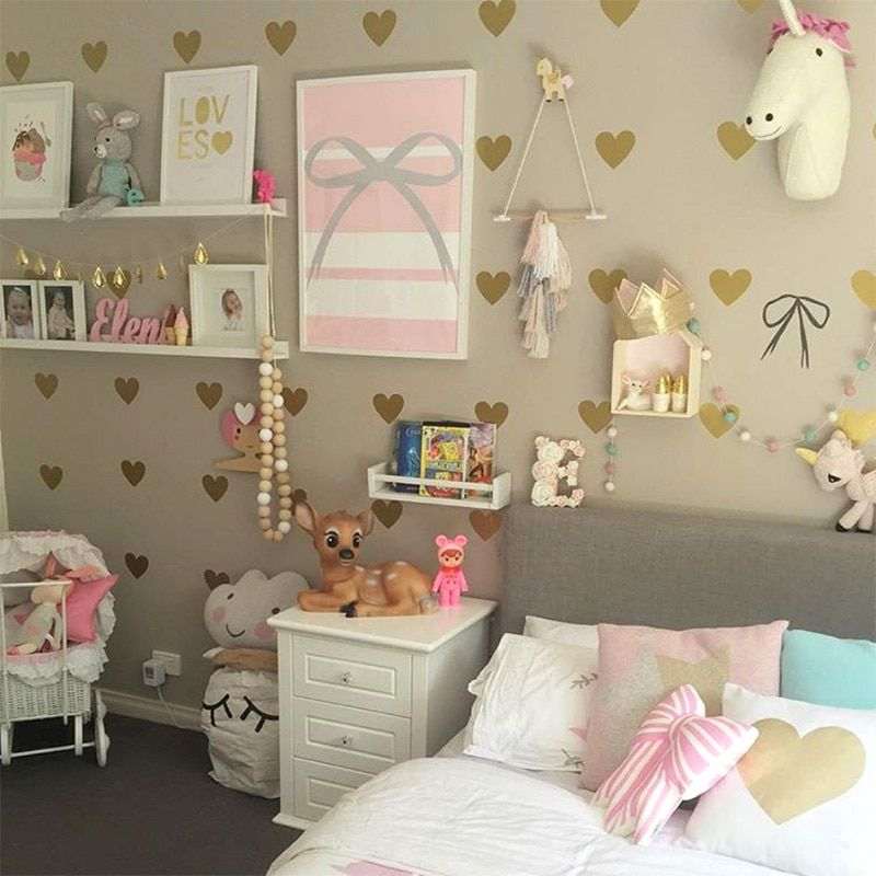 Pin On Girl Room
