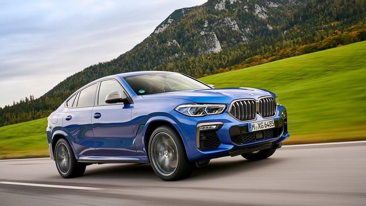 The Beast The AllNew BMW X6 Launched in India in 2020