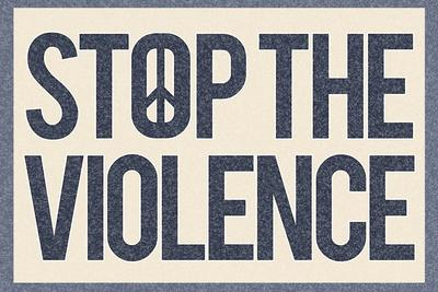 Pin On Stop The Violence