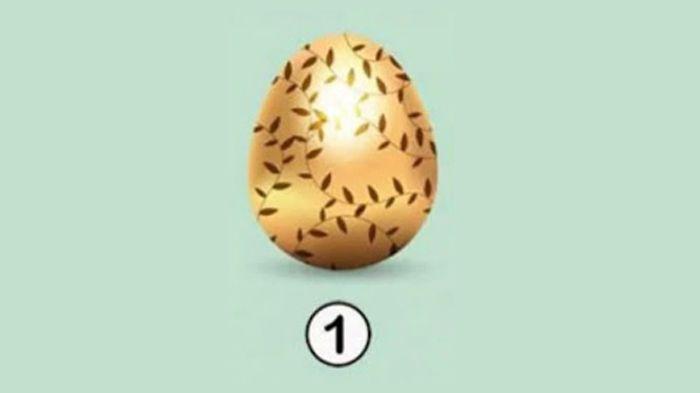 Telur nomor satu