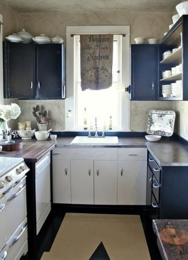 27 Space Saving Design Ideas For Small Kitchens Kitchen Small