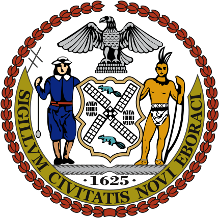 File:Seal of New York City.svg