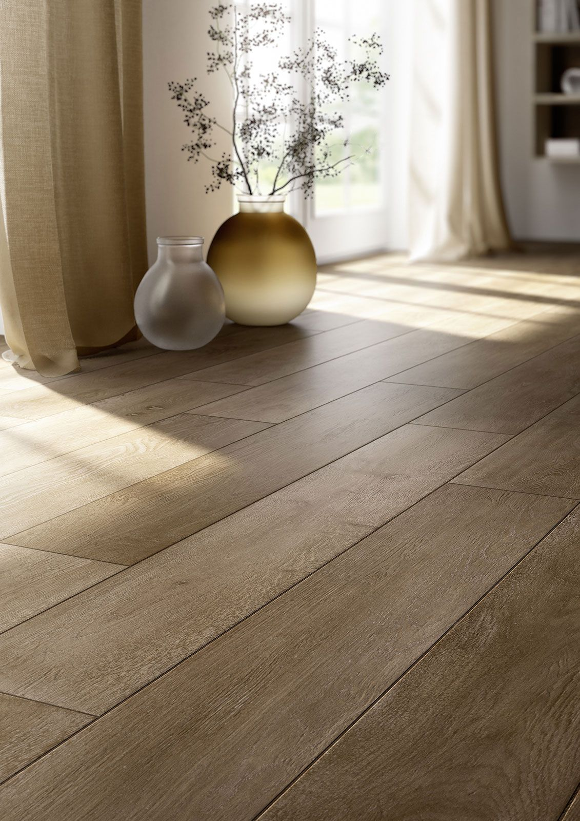 Wood effect and hardwood porcelain stoneware: discover all the ...