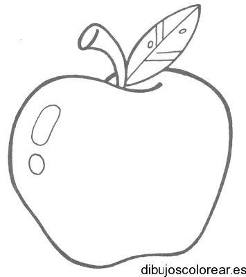 manzana dibujo  Buscar con Google  Madera  Pinterest  Searching