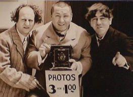 Three Stooges.