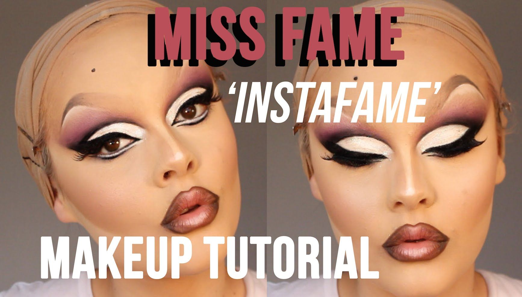 Miss fame instafame makeup tutorial ms usa businesswoman miss fame instafame makeup tutorial drag queen baditri Images