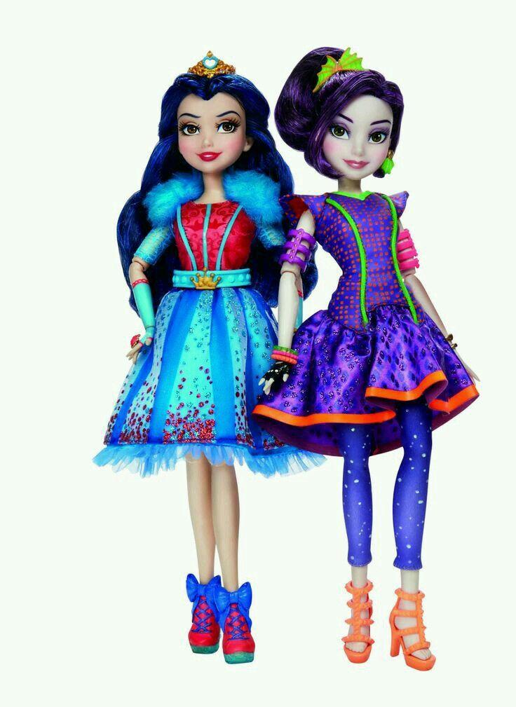 Dolls Evie The Latest Fashion Disney Disney Descendants Doll