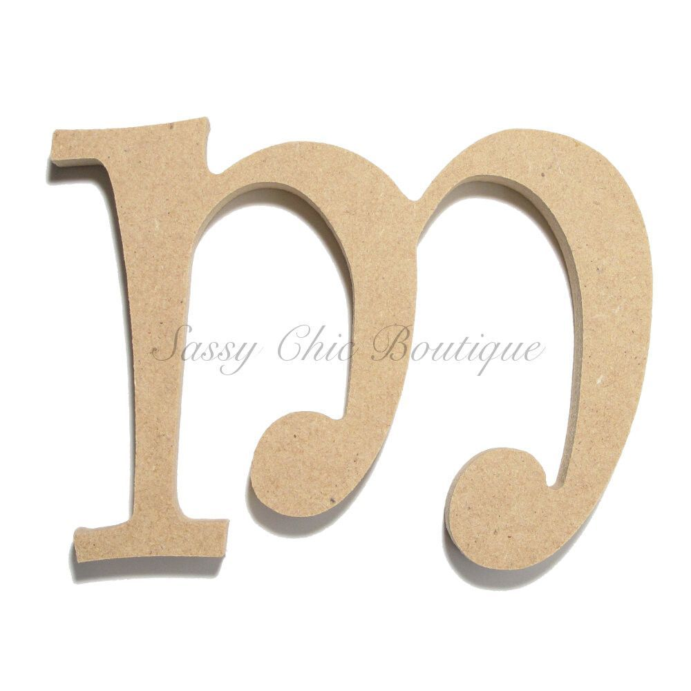inch unfinished wooden letter lowercase m curlz font thick our wooden letters are precisely cut using a high performance cnc machine all