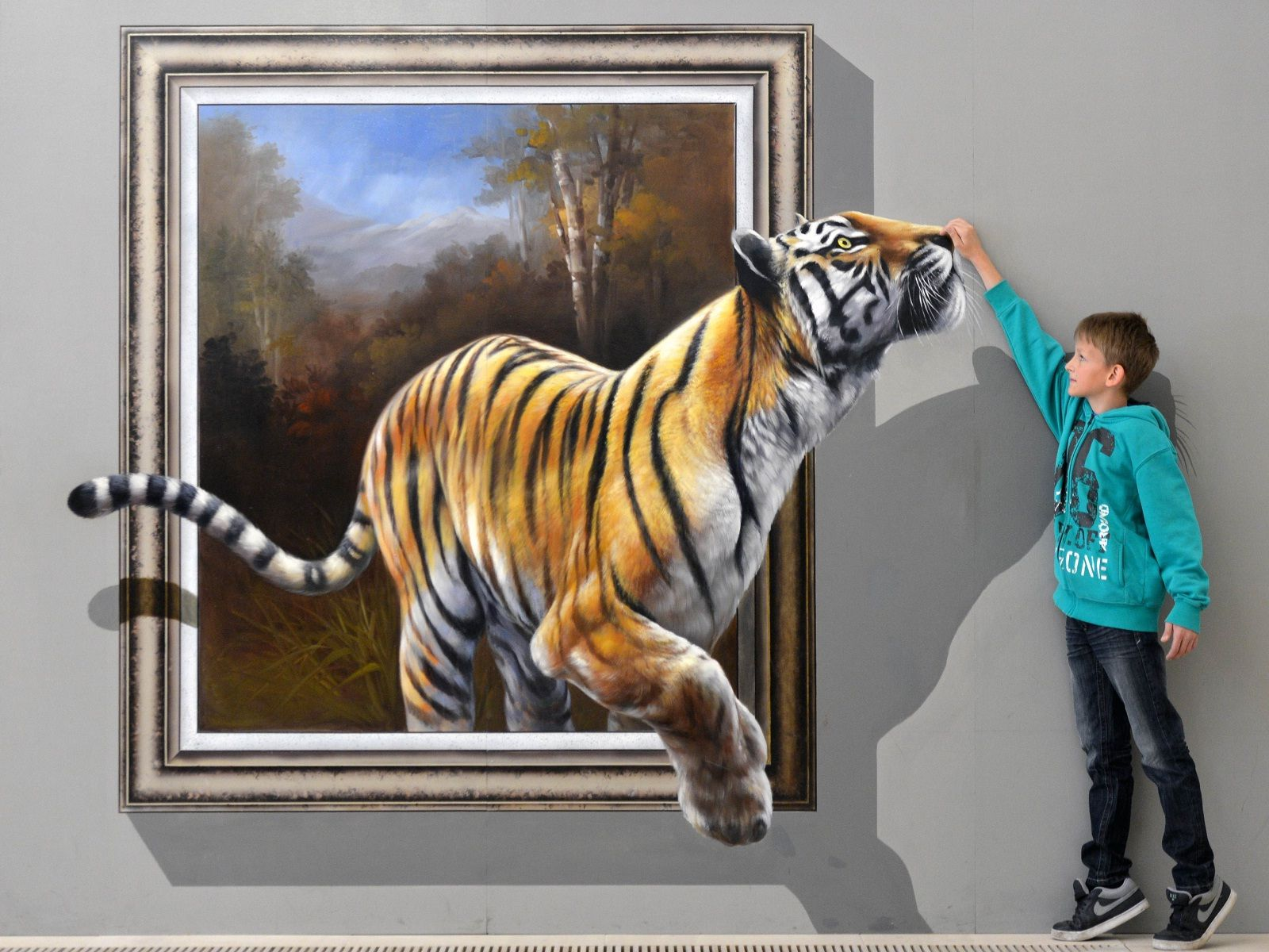 3D-painting-poster-of-baby-and-tiger.jpg (1600×1200)