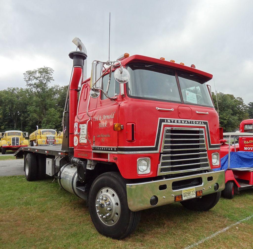 1980 international transtar 4070b heavyhauling trucks