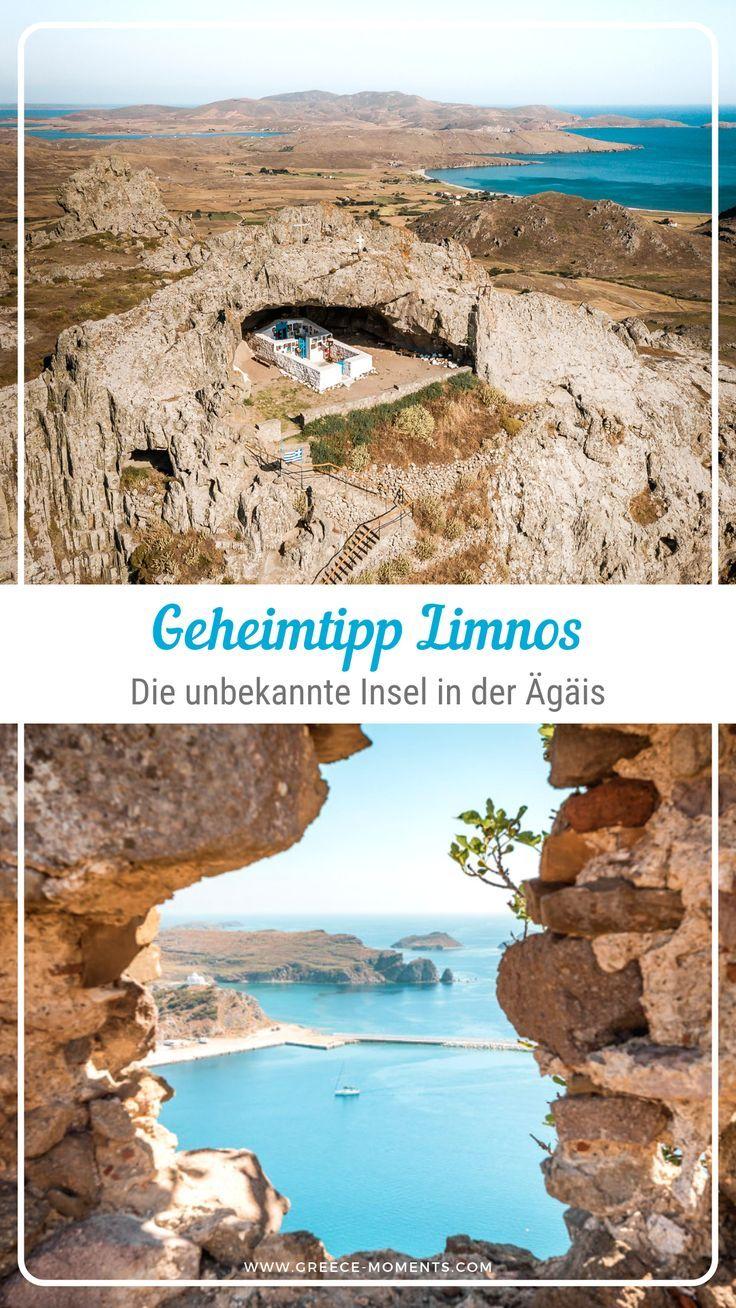Photo of Urlaub auf Limnos • Unsere 12 Highlights der geheimnisvollen Insel