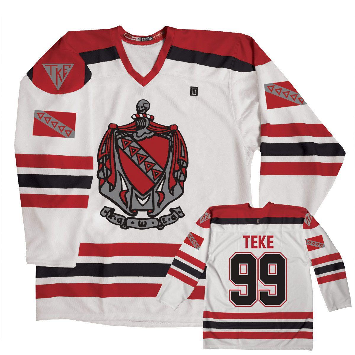 Teke Hockey Jersey  58a5e9eaea4