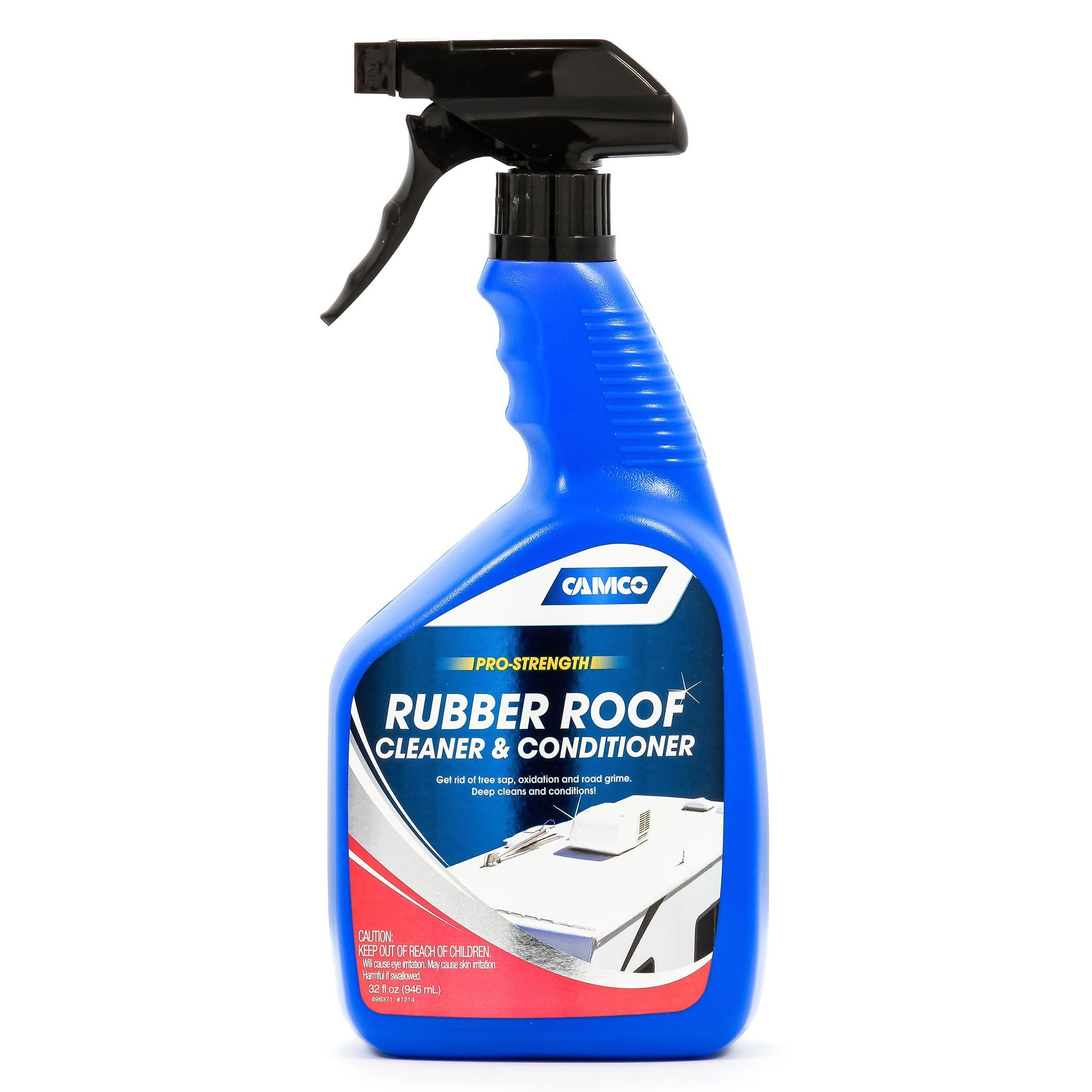 Best Camco 41063 Rubber Roof Cleaner Conditioner For Rv 640 x 480