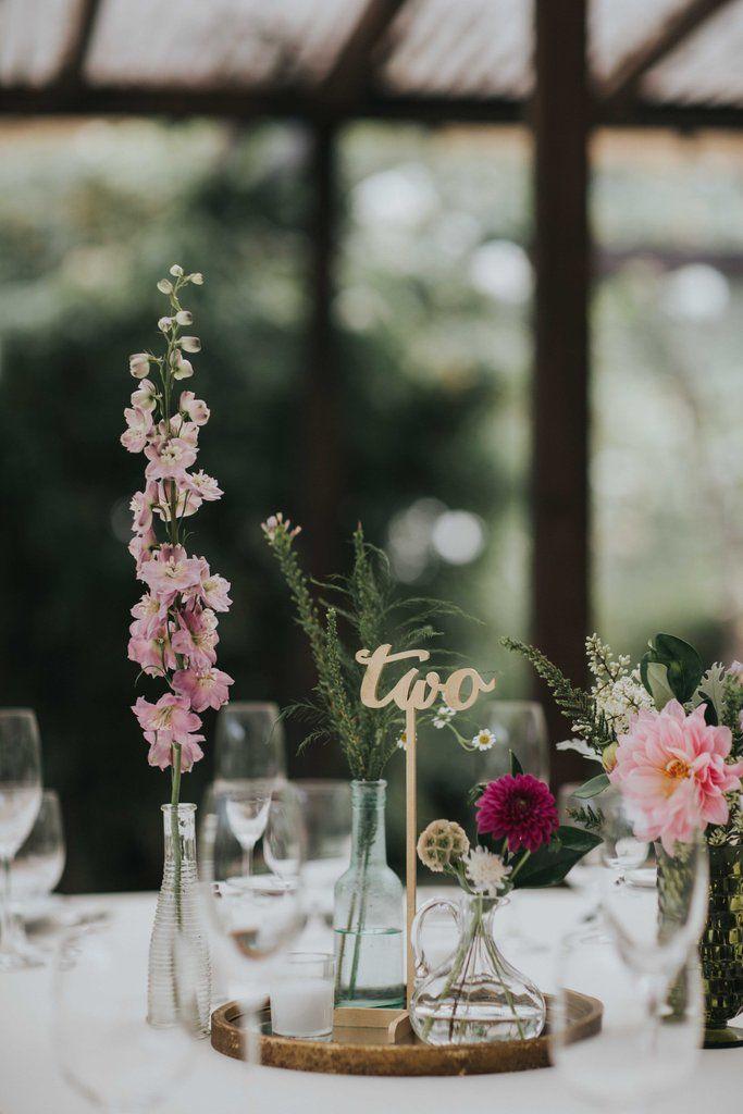 Less Is More Centerpieces Wedding Pinterest Wedding