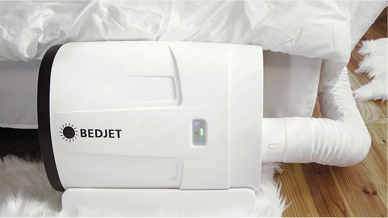Bedjet Sleep Inducing Climate Comfort Machine Just For Your Bed
